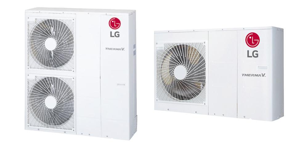 LG hőszivattyű monoblokk